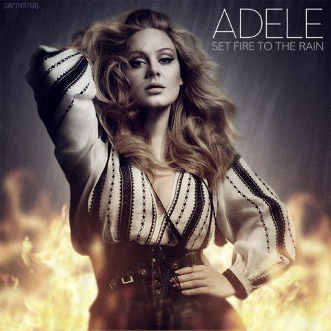 Set fire to the rain – Adele + VÍDEO AULA e KARAOKÊ COM PRONÚNCIA