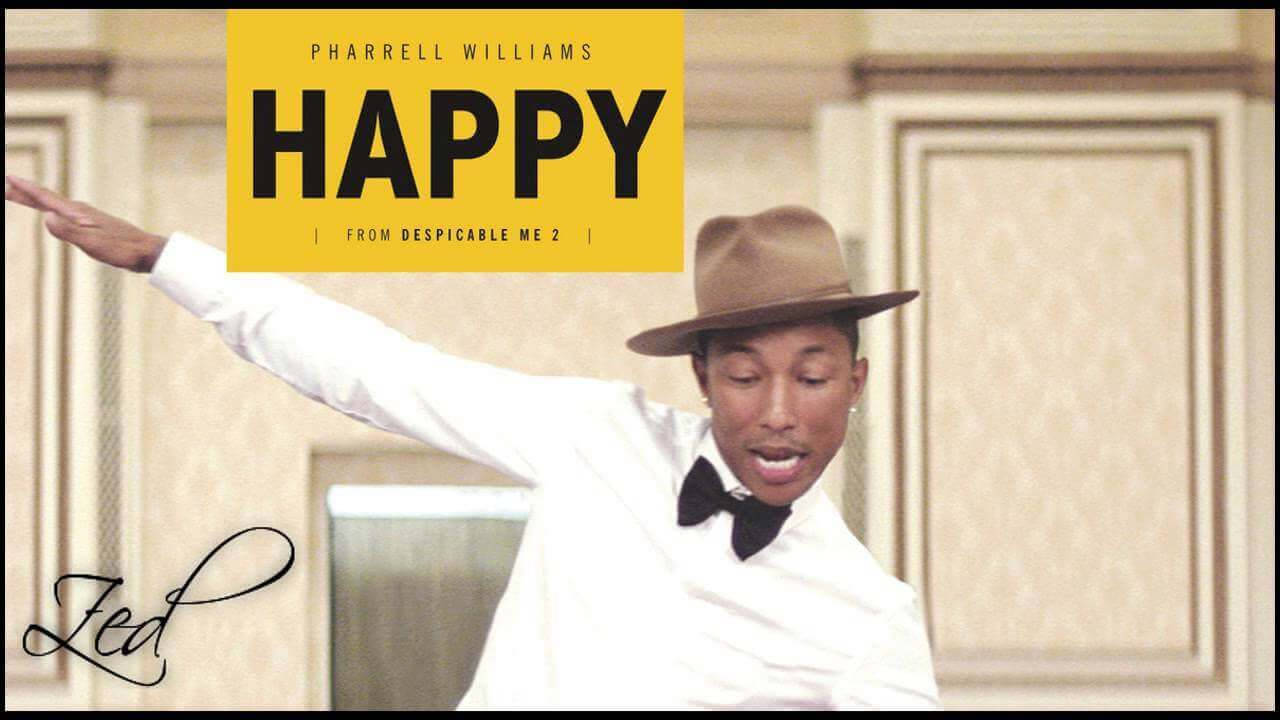 happy pharrell williams